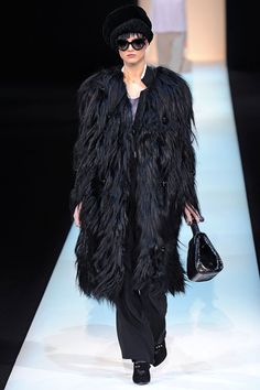 Giorgio Armani Fall 2013 Ready-to-Wear Collection Slideshow on Style.com