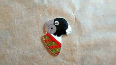 Hey, I found this really awesome Etsy listing at https://www.etsy.com/listing/213257439/christmas-knitwear-sheep-brooch