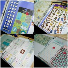 Clutter-Free Classroom: ORGANIZED STICKER STORAGE {Coffee & a Clever Idea}
