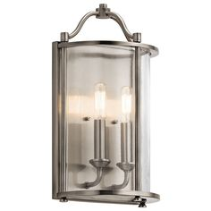 Emory 2 Light Wall Sconce