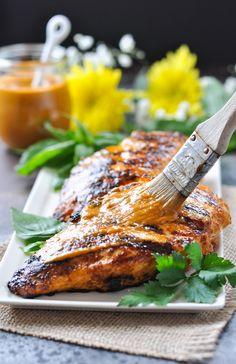 Tuscan Chicken Marinade | Grilled Chicken Recipes | Chicken Breast Recipes | Healthy Dinner Recipes | Dinner Ideas | Easy Dinner Recipes | Marinade Recipe | Marinades for Chicken