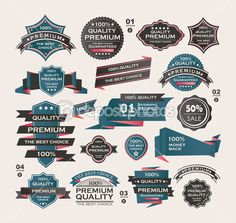 15 badge template for your designs very usuful for warning award