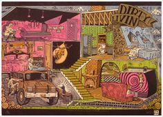 SO GOOD! Tugboat Printshop (Artists): Paul Roden