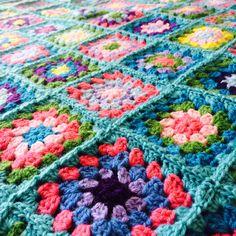 Granny square brights