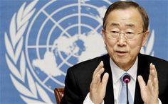संयुक्त राष्ट्र के महासचिव बान की मून ने रुस के विपक्षी नेता बोरिस नेम्तसोव की हत्या