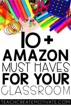 10 Amazon must haves
