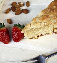 Schwedischer Tosca-Kuchen Sverige Toscakaka Svedish Tosca Cake  http://babyrockmyday.com/schwedischer-tosca-kuchen/