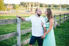 Kinder Farm Park Engagement Session | Christa Rae Photography | Maryland Wedding Photographer
