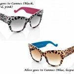 Alice goes to Cannes Eyewear 2012