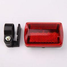 5 LED Bisiklet Bisiklet Arka Lambası Arka Kuyruk Kırmızı Bisiklet Bisiklet Arka Işık Bisiklet Aydınlatma