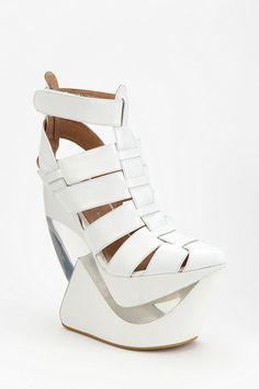 Jeffrey Campbell Zoya Platform Wedge Sandal