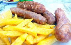 Barbecued #Greek Sausages (Things To Do In #Kastellorizo ) #GreekFood #GreekIslands