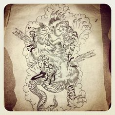 Japanese tattoos are called irezumi or horimono in japanese in japan - 1000 Images About Projects To Try On Pinterest Irezumi