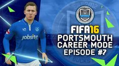 FIFA 16 | Portsmouth Career Mode #7 - HATTRICK HERO!!! #JayBucksRTGCaree...