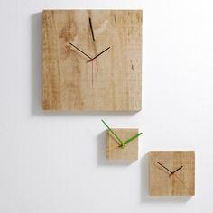 #clock #horloge 79€ - chez Cerise sur la Déco