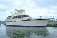 Hatteras 53 Classic Motor Yacht 53' Another one.....