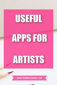 Technology is part of everyday life for most of us. Artists can greatly benefit from making use of the available apps and programs. Selling Paintings, Selling Art, Painting Lessons, Art Lessons, App Drawings, Apps For Drawing, Paint App, Graphic Design Fonts, Art Market