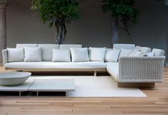 Paola Lenti: Sabi Sofa | Outdoor