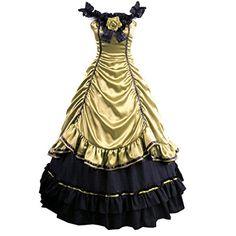 Partiss Damen aermellose gotische viktorianische Ruffles Lolita Abendkleid mit Lace Partiss http://www.amazon.de/dp/B00Y21JAI6/ref=cm_sw_r_pi_dp_Cnm6wb10Z72PG