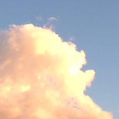 今日の平和!Peace For Today!  (^_^) #today #peace #sky #osaka #japan #sunset #今日 #平和 #空 #大阪 #日本 #夕焼け