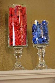 Prendada e Caprichosa: Festa LEGO - Firulas