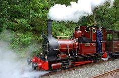 The 7 Places Best Traveled to by Train. Fathew Valley, Wales