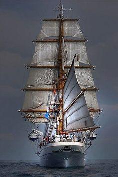 Sailing, amazing