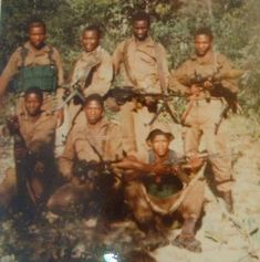 Defence Force, West Africa, Cold War, World War I, Armed Forces, Soldiers, African, History, Special Forces