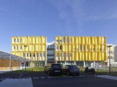 Hub Creatic  / Tetrarc Architects
