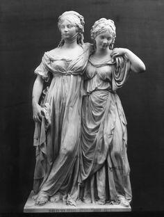 Pinacotheca Petri Plancii - Schadow and the two princesses