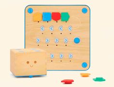 https://www.kickstarter.com/projects/primotoys/cubetto? UPDATE: Less than 48 hours left in their campaign and over $700K raised! More than ever before, coding is considered to be the one thing