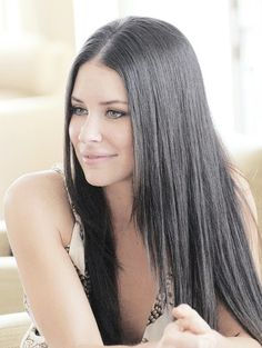 Evangeline lilly. Love her hair wavy or this way too.
