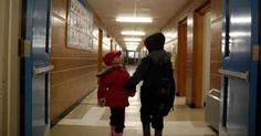 Walking In The Hallways