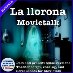 We just finished up our La Llorona Unit, which was our first story in Spanish 1 that we introduced in the past tense. Our prior stories this year were all present tense. Our Llorona story featured … Ap Spanish, Spanish Class, Spanish Lessons, Spanish Music, Spanish Culture, Spanish Teaching Resources, Spanish Language Learning, Teacher Resources, Class Activities