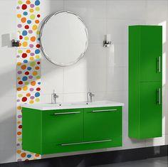 gran espejo redondo para darle amplitud a tu bao sodimac homecenter decor