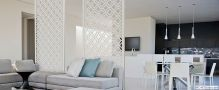 Crestview Doors - Redi-Screens - Mid-century Inspired Decorative Wall Screens and Room Dividers