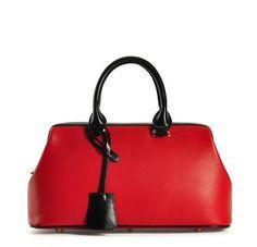 46be0b5cc896 Meera - Classic Doctor Bag Tote Handbags
