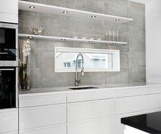 Nr 21 - Konradssons Kakel Kitchen Backsplash, New Kitchen, Double Vanity, Sweet Home, Bathroom, Ikea, Kitchens, Furniture, Google