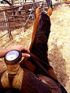 true cowboys.