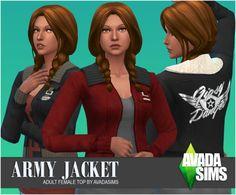 http://avada-sims.tumblr.com/post/138432174629/army-jacket-top