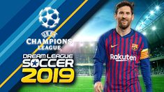Dream League Soccer 2019 MOD Uefa Champions League Edition For Android Barcelona Team, Best Mods, Player Card, Splash Screen, Gaming Tips, All Team, Eden Hazard, New Backgrounds, Uefa Champions League