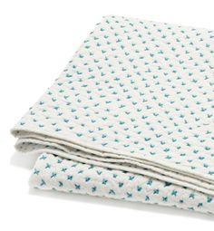 Twin Cross Stitch Quilts