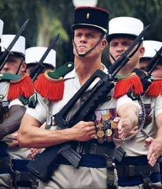 French Foreign Legion, Tough As Nails, French Army, Troops, Soldiers, Working People, Anglo Saxon, Raining Men, Special Forces