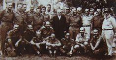 1967 6-Day war- President Zalman Shazar