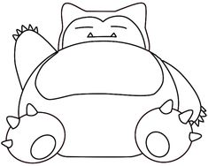 pokemon coloring pages snorlax Snorlax Pokemon, Pokemon Gif, Pokemon Tattoo, Pokemon Party, Pokemon Coloring Pages, Colouring Pages, Coloring Pages For Kids, Coloring Sheets, Pokemon Painting