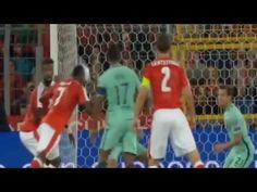 Switzerland vs Portugal 2-0 All Goals & Highlights 06/09/2016