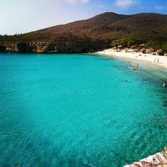 Azul é a cor mais quente (literalmente) em Curaçao