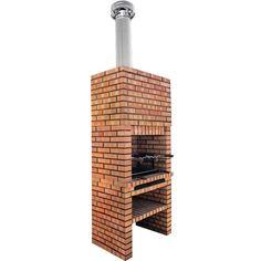 Barbecue En Brique CH305 | Lebonvivre.fr | Barbecues En Briques | Pinterest  | Barbecue En Brique, Barbecue Et Briques
