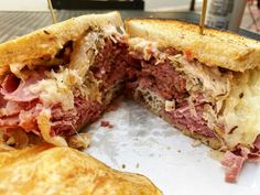 Reuben's NY Deli, Raleigh- A Classic Taste of Over-Stuffed Deli Sandwiches   #nctriangledining #delicatessen #sandwiches #ncrestaurantreview #ncfood #ncrestaurant  #nceats #raleigh #raleighnc #raleighfood #raleighrestaurant #raleigheats