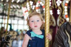 Carousel Toddler Picture - presumably supported